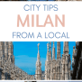 Things To Do In Milan Milan Italy Travel Tips From A Local