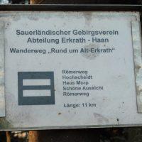 Tour 857 – Erkrath - Rund um Alt-Erkrath