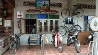 antique bikes