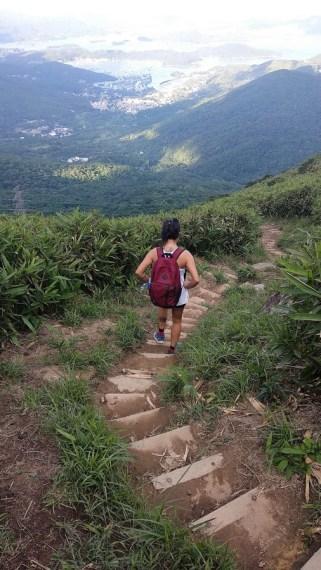 kowloon peak hike
