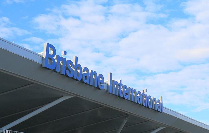 An image of Brisbane International Airport