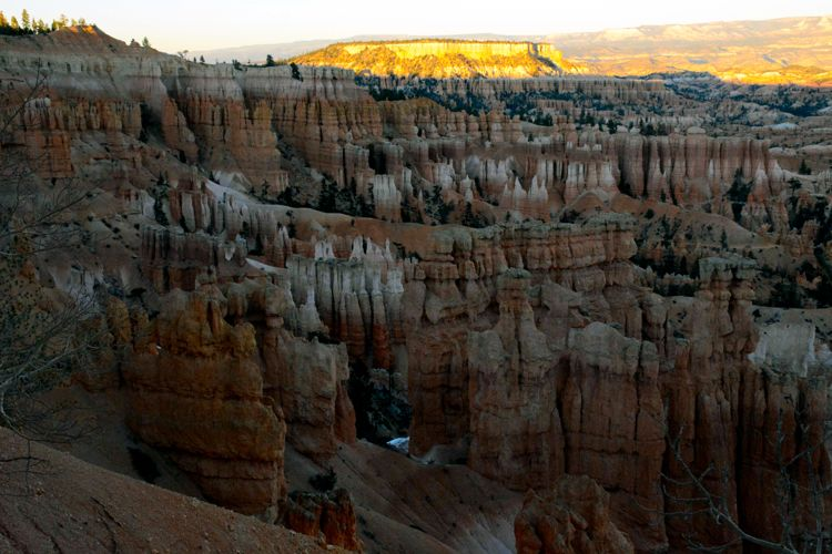 An image of the view at Sunset Point in Bryce Canyon National Park in Utah - best hikes in Bryce Canyon