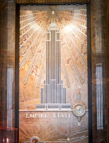 The Empire State Building has incredible views of New York City. A must for any trip to the Big Apple.