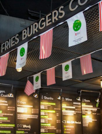 Shake Shack is a classic burger joint and one that you cannot pass up! The food is so good!