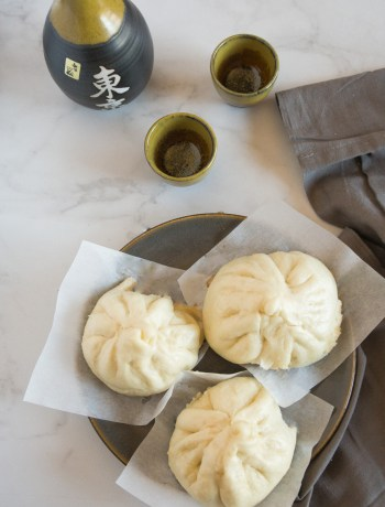 Steamed Japanese Beef Buns are soft, fluffy buns filled with a satisfying combination of meat and vegetables. So easy and delicious!