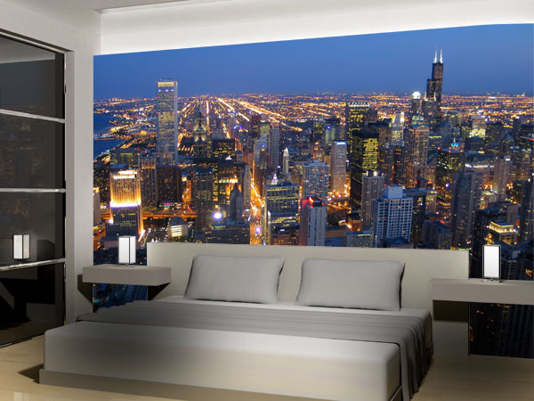 Schne Stadtmotive als Fototapeten  Wandgestaltungcom