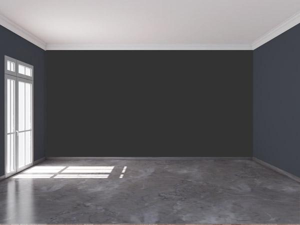 Tiefenwirkung im Raum durch Farben  Wandgestaltungcom