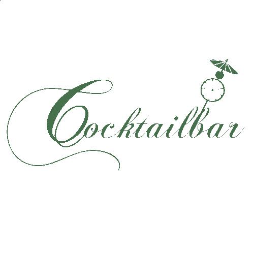 Wandtattoo Spruch Cocktailbar Bar Wandaufkleber