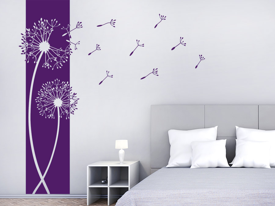 Wohnzimmer Grau Lila Weiss