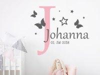 √ Buchstaben Namen Kinderzimmer | Bei Printcandy ...