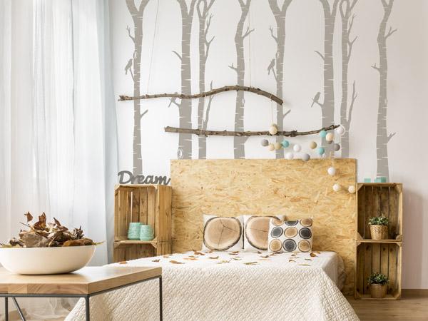 Kreatives Mdchenzimmer  Farben Deko Wandgestaltung