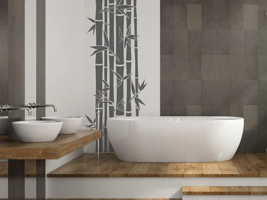 Wandtattoos im Badezimmer  Was beachten  Ideen  Tipp
