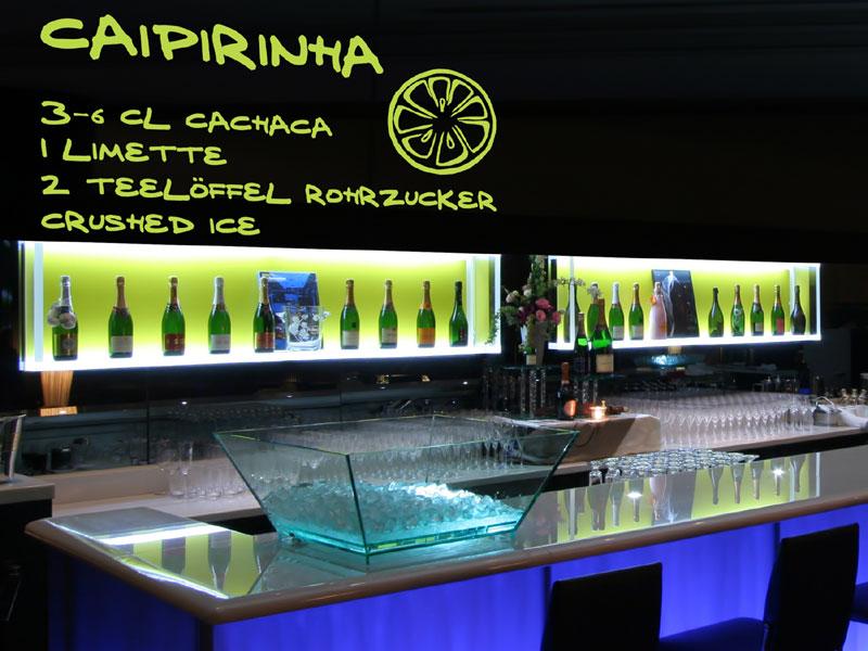 Wandtattoo Caipirinha Cocktail  Wandtattoosde