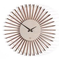 Wanduhr Circulo S moderne Wanduhr Holz | wanduhren-shop24