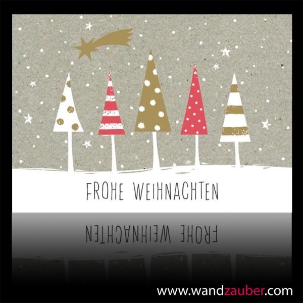 wandzauber-postkarte-weihnachten Fröhliche Weihnachten