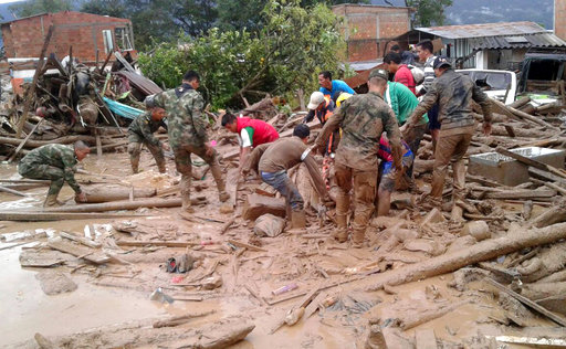 Colombia Deadly River Overflow_251668