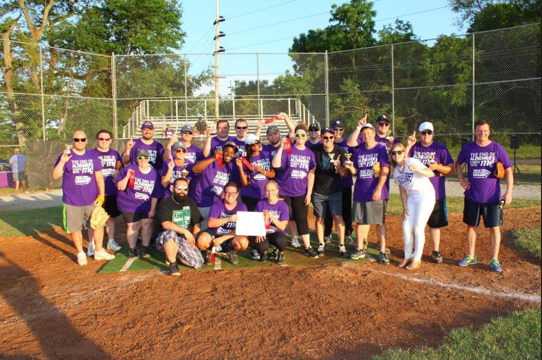 Anne Kostoff Memorial Softball Game Alzheimer's_266104