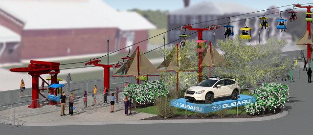 Subaru Skyride Indiana State Fair_264003