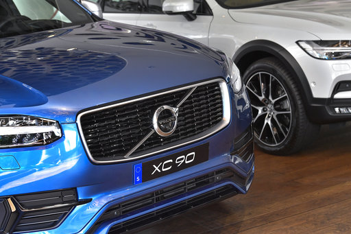 Sweden Volvo_268894