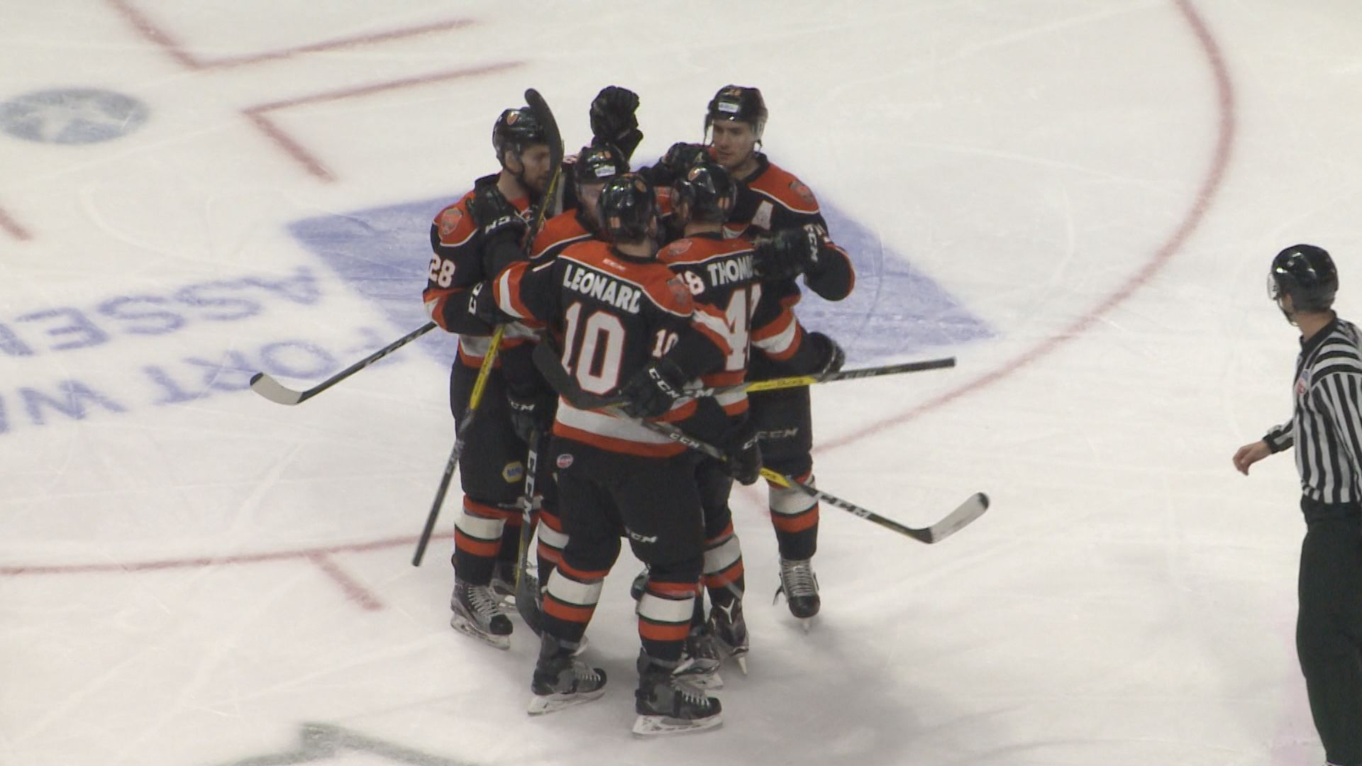Komets Enter One Year Affiliation Agreement With Nhl S