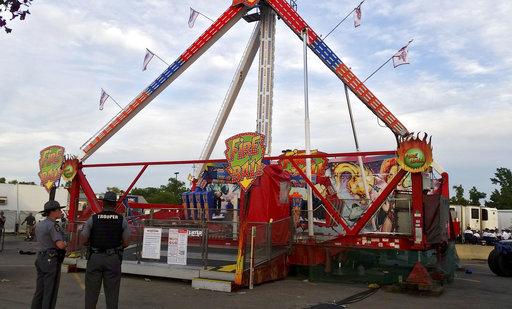 State Fair Ride Malfunction_272852