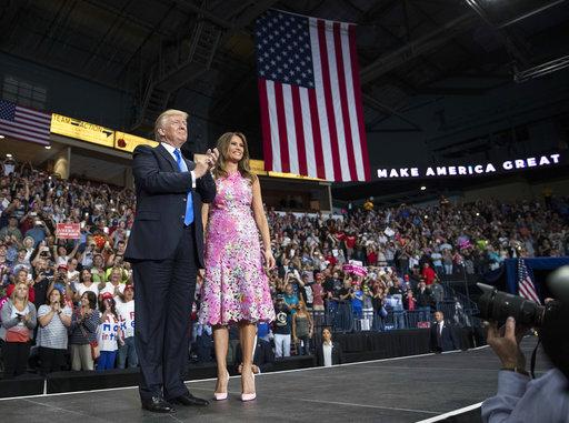 Donald Trump, Melania Trump_272649