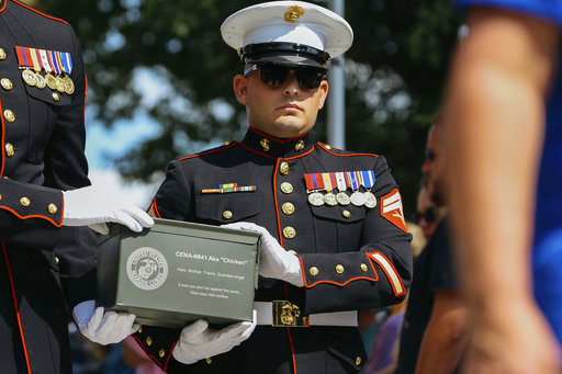 Military Service Dog Funeral_279102