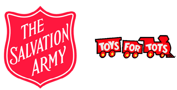 Toys for Tots and Salvation Army combo_285595