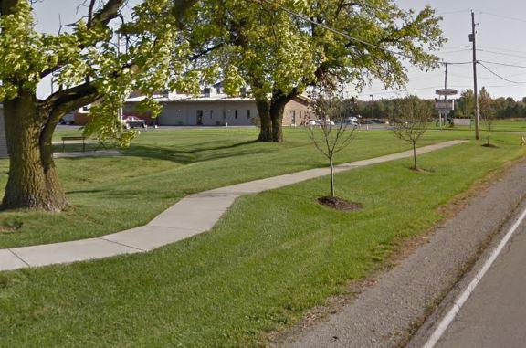 Bluffton Road sidewalk_298390