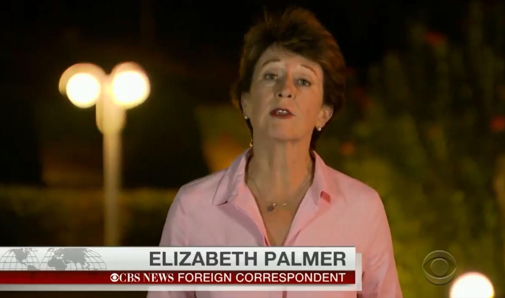 CBS News Elizabeth Palmer Syria_300457
