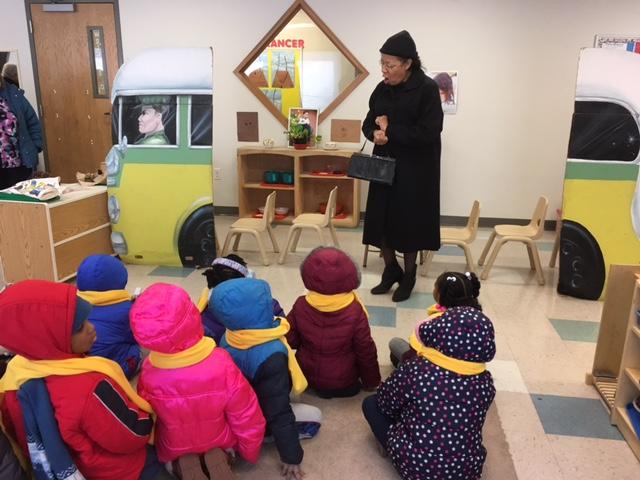 Freedom Bus Tour MLK Montessori School_307678