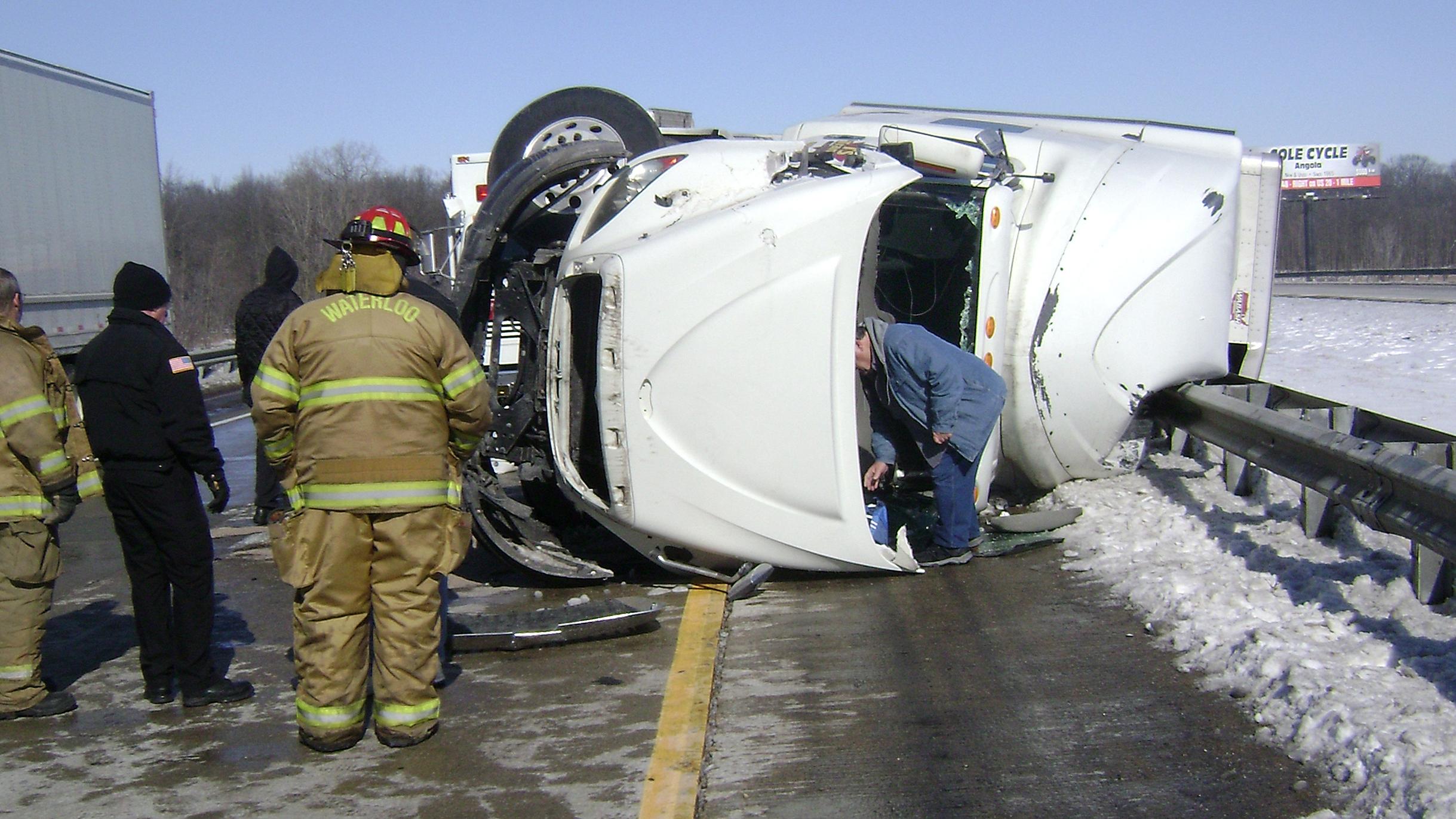 DeKalb rollover 69 crash_313747