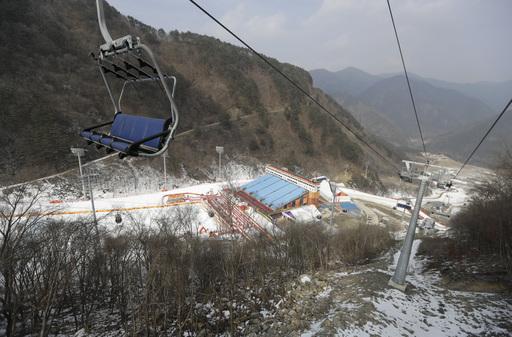Pyeongchang Olympics Alpine Skiing_313280