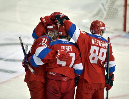 Pyeongchang Olympics Russian Red Machine_313402