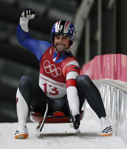 Pyeongchang Olympics Luge_313449