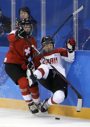 Pyeongchang Olympics Ice Hockey Women_313586