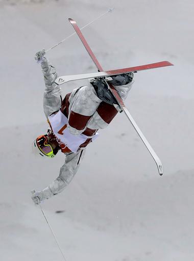 Pyeongchang Olympics Freestyle Skiing Men_313651