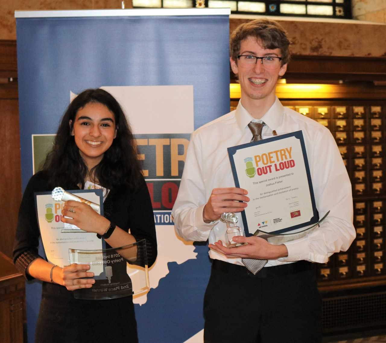 Warsaw Teen Qualifies For Poetry Out Loud Nationals