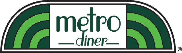 Metro Diner Logo