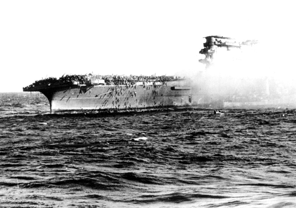 Shipwreck Found USS Lexington
