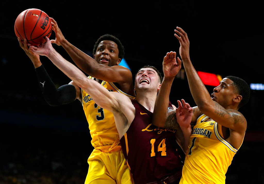 Final Four Loyola Michigan Basketball_1522583025915