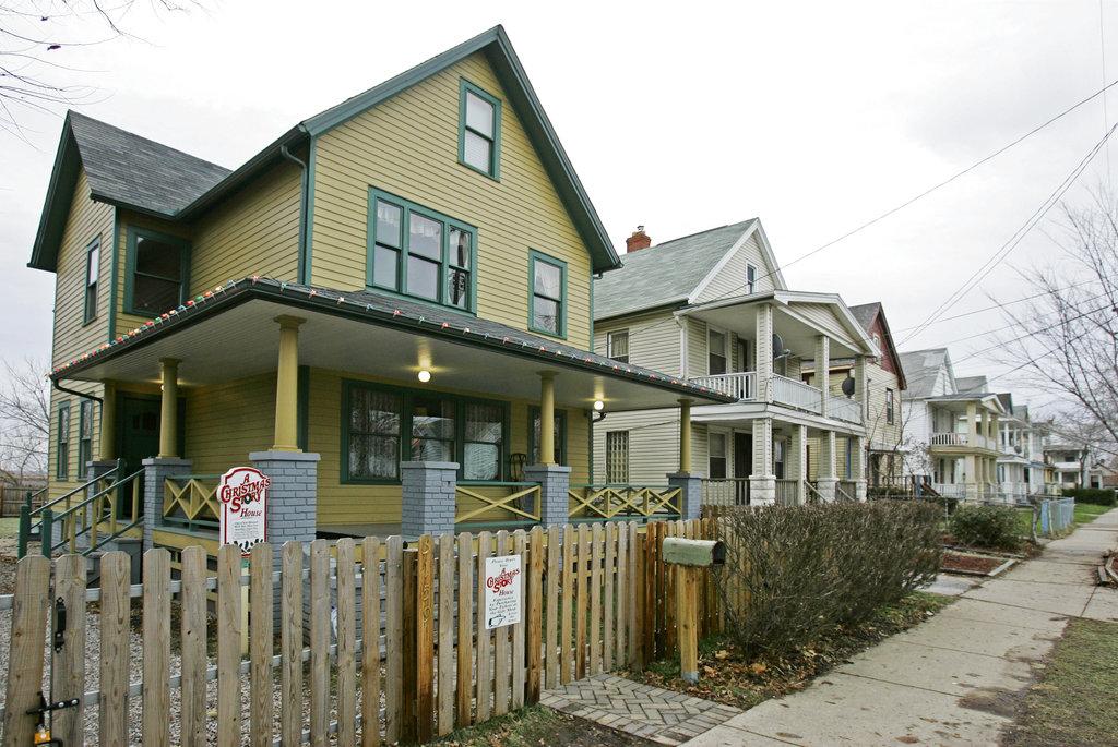 Christmas Story House Expanding
