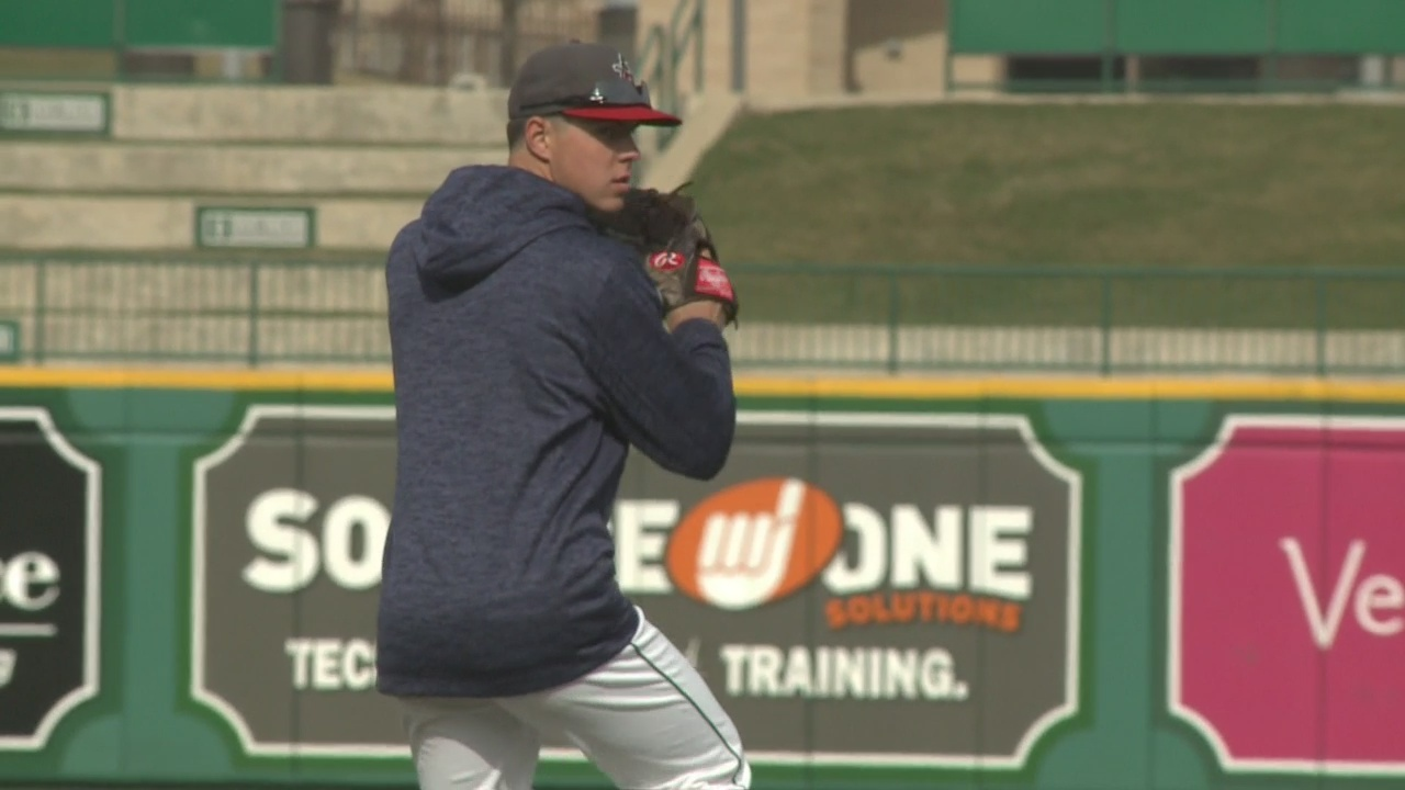 MacKenzie Gore brings big talent and big expectations to TinCaps in 2018