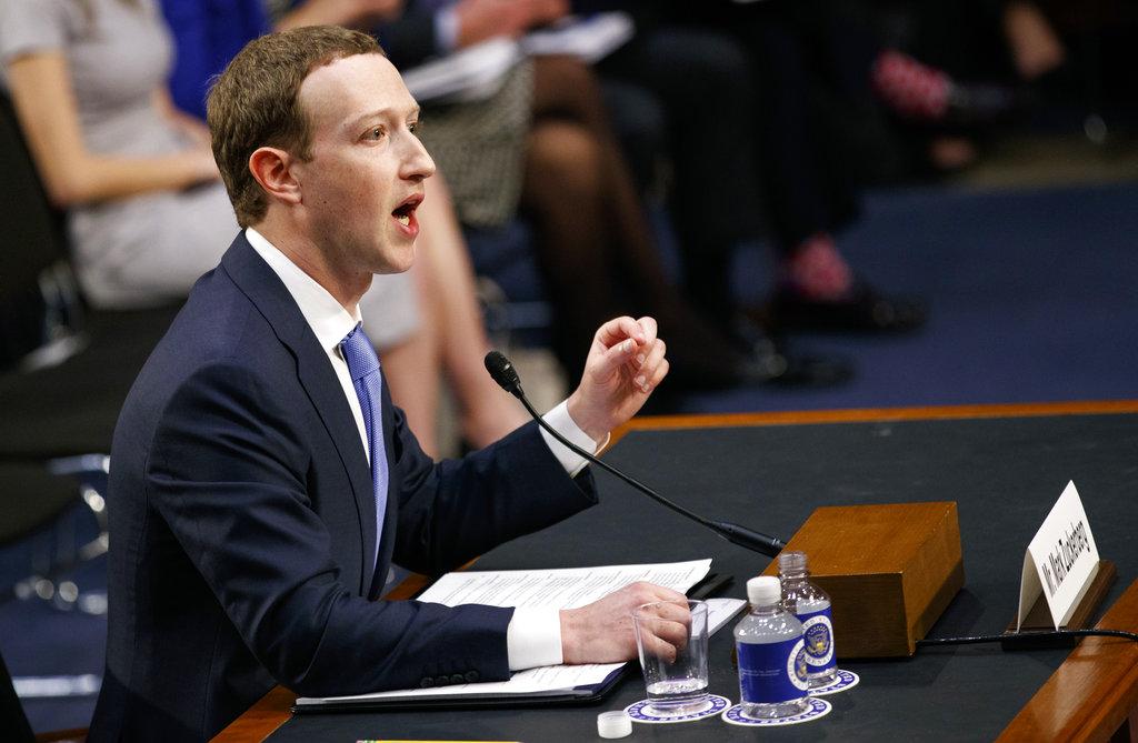 Facebook Privacy Scandal Congress2