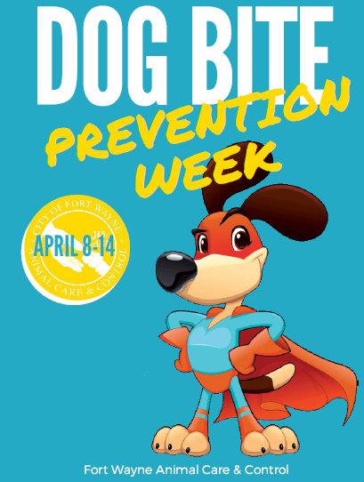 Dog bite prevention week 2018