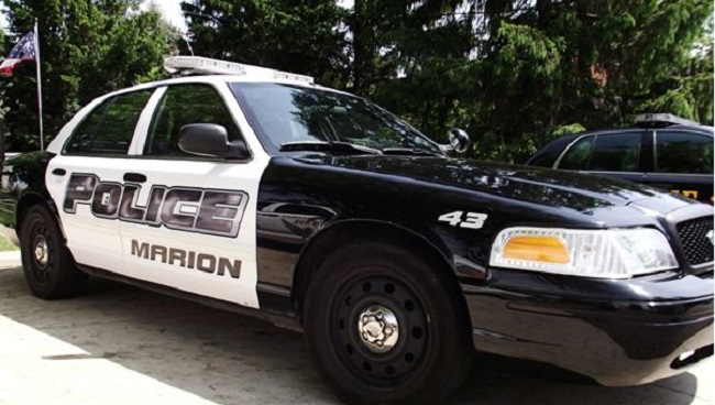 marion police