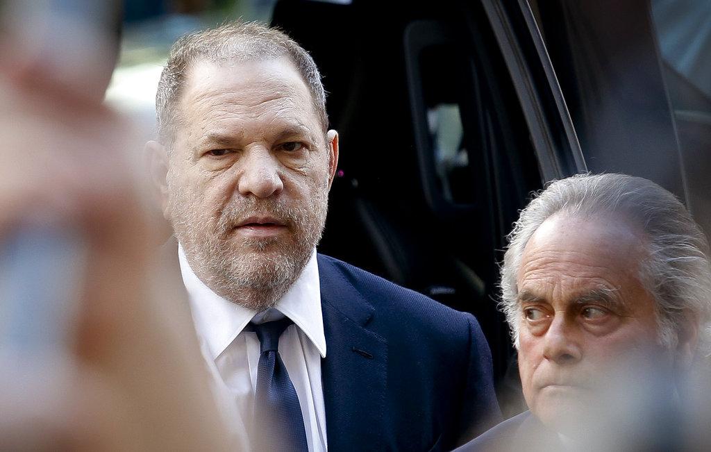 Sexual Misconduct Weinstein
