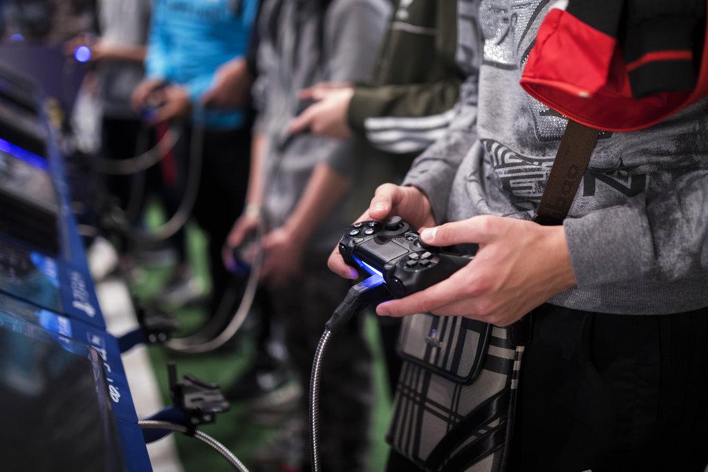 Gaming Disorder video games