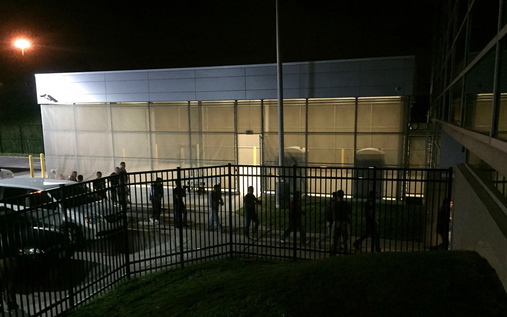 Immigration-Meat Packing Plant raid Toledo