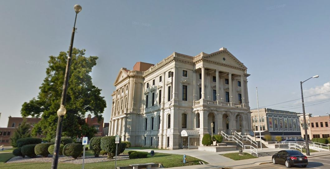 Grant County Courthouse Marion